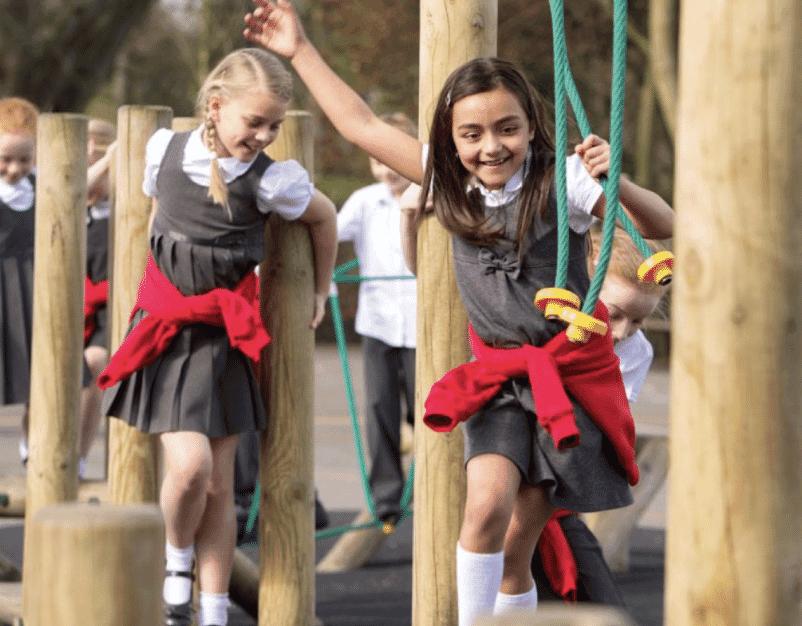 children-swings