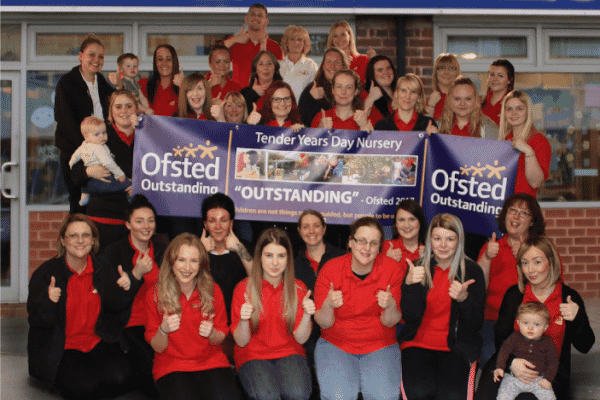 Outstanding Ofsted Banners