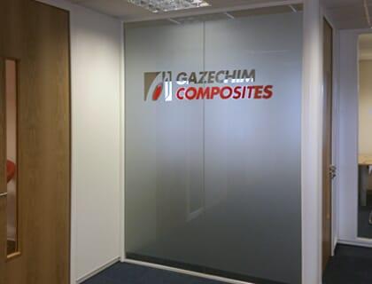 Interior Window Graphics