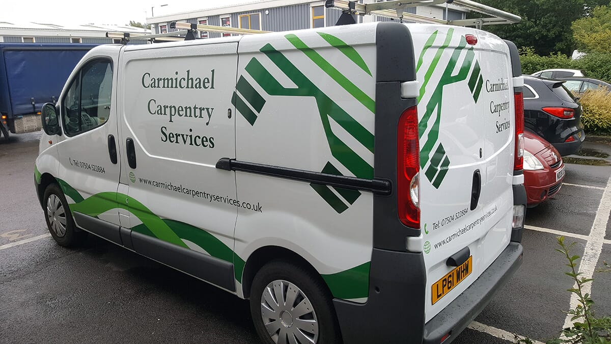 Van Graphics Example