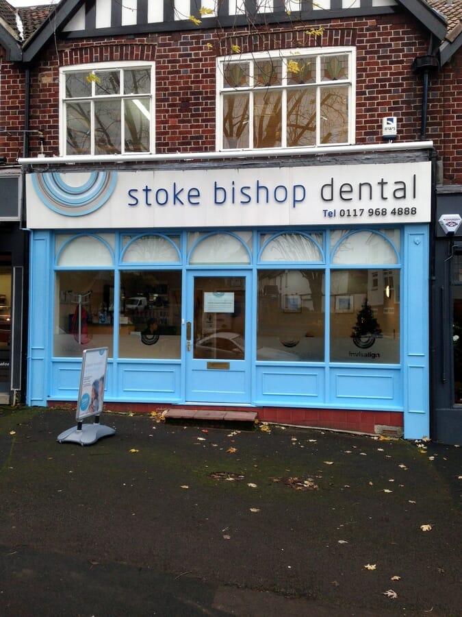 Dentists Shop Sign