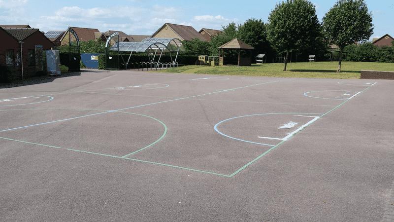 Multi-Court-Playground-Markings